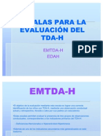 EMTDA-H Y EDAH