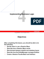 04_Implementing Business Logic