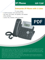 Stp-t20p Ip Phone Hd