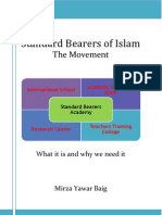 Standard Bearers of Islam - The Movement