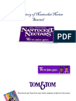 The History of Nantucket Nectar Started