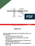 15_Deploying JavaEE Applications