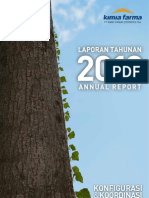 Annual Report Kimia Farma 2010 (Low Quality for Email)