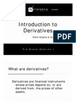 Derivatives Guide