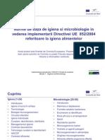 Igiena si microbiologie