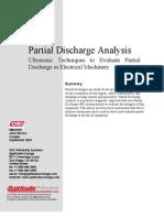 Partial Discharge