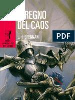 LibroGame Alla Corte Di Re Artu - 06 - Il Regno Del Caos