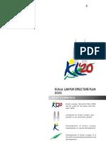 KL Structure Plan 2020
