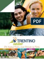 Trentino Outdoor - Die tausend Farben eines Urlaubs im Freien