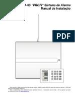 Manual Instalação JA63