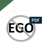 No Ego