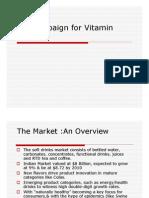 PR Campaign-Vitamin Cola