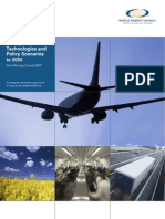 Transport Technologies and Policy Scenarios to 2050 (2007)