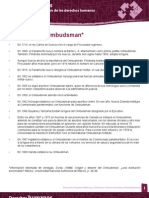 DHU U2 Ombudsman