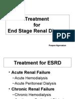 Treatment for ESRD.ppt