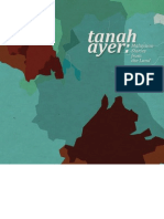 Exhibition Catalog of Tanah Ayer