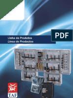 Catalogo TAF PDF