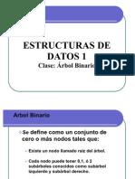 Arbol Binario