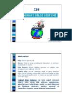 GIS (Coğrafi Bilgi Sistemleri)