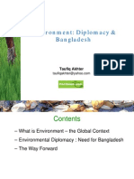 Environment Diplomacy