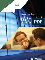 MBA Interim Brochure 2009