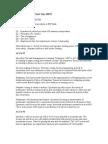 June 2011 ACCA Exam Tips