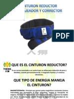 Claudia Gomez Rueda - Cinturon Reductor Tiens