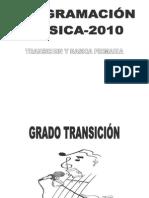 Programacion Musica 2010 Primaria Con Ajustes Finales