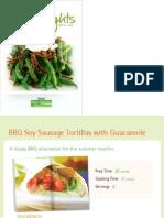 Vegie Delights Recipe Cookbook