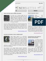 India Transport Portal Newsletter - July, 2011