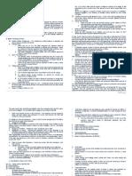 Banking Laws and Jurisprudence (Dizon) Summary
