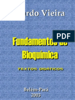 Livro - Fundamentos de Bioquimica Ricardo Vieira