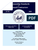 Construction - Arizona Workmanship Standards