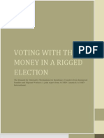 Voting in a Rigged Election