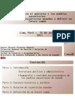 Presentación Daniel Ricard Seminario LimaCanda