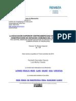 Educación superior centroamericana