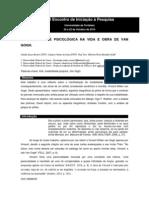 Mundo UNIFOR - A INSTABILIDADE PSICOLÓGICA NA VIDA E OBRA DE VAN GOGH