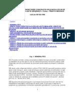 NP 032 - 99 - Partea I - Treapta Mecanica