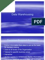 Data Warehousing Training Doc