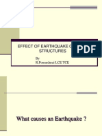 Effect of EQ on Structures