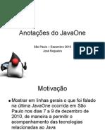 Java One 2010