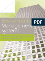 Environmental Management Systems Understanding Organizational Drivers and Barriers
