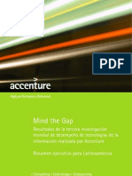 Accenture HPIT Mind the Gap Latin America Spanish