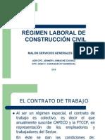Regimen Construccion Civil