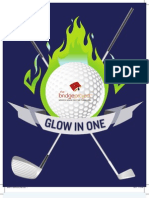 University of Denver Bridge Project Glow in One Golf Tournament