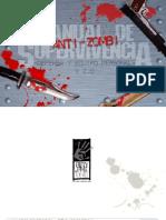 Anti-zombi...Manual de Supervivencia y Defensa Personal