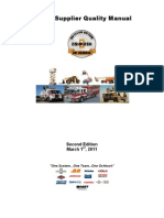 Global Supplier Quality Manual-Second Edition