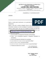 CONSEJO COMUNAL SOLICITUD DE OBRAS AL CONSEJO LOCAL DE PLANIFICACIÓN PÚBLICA