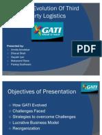 GATI 3PL - Third Party Logistics