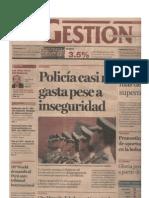 Diario Gestión 4 de julio 2011